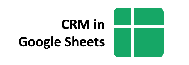 CRM in Google Sheets