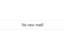 Empty inbox thumb