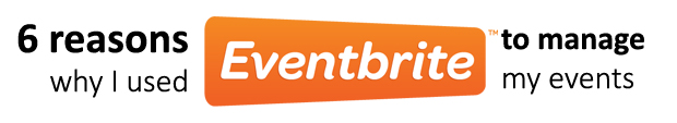 Reasons for using Eventbrite 0