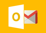 Gmail instead of outlook thumb
