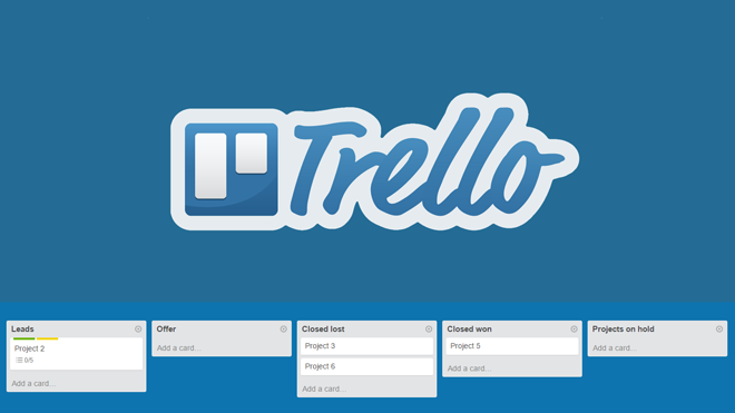 How I organize my consulting projects with Trello
