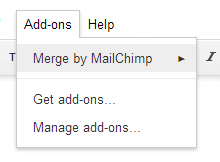 Mail merge in Google Docs thumb