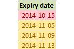 Expiry date thumb