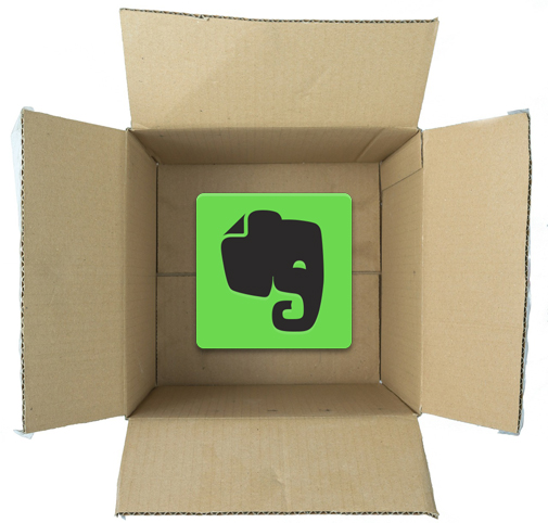 How to organize Evernote 0